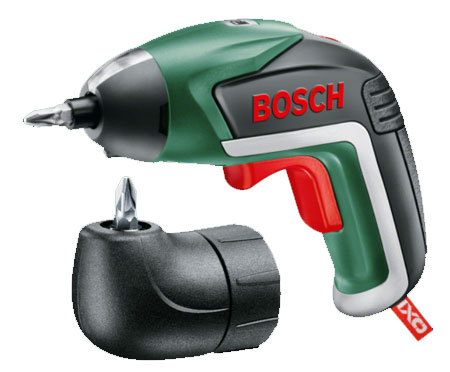 bosch ixo with angle screw head