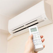 when to have an air conditioner serviced
