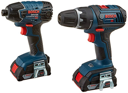 Difference between Impact Driver and Impact Drill