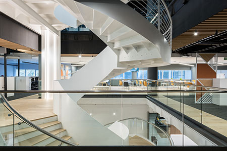 Design Makeover for Old Mutual HQ