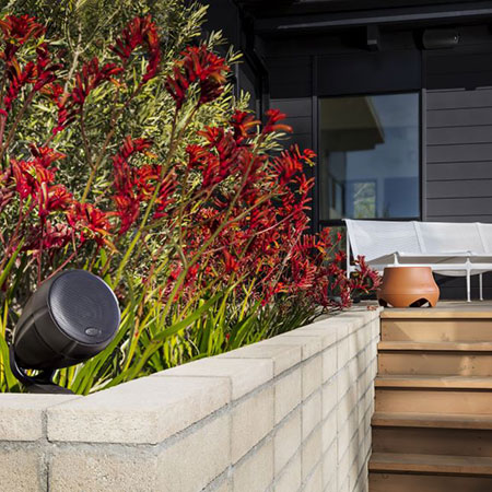 Homemation is helping you take the party outside with the new Polk Atrium Garden System