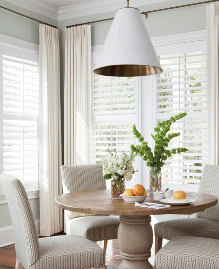 window treatments protect furniture from fading