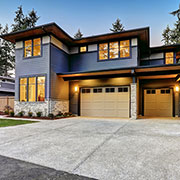 clean home exterior