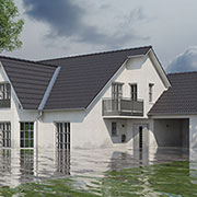what to do after flood