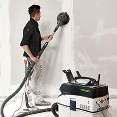 festool range of dust extractors