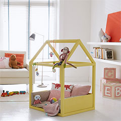 baby playhouse project