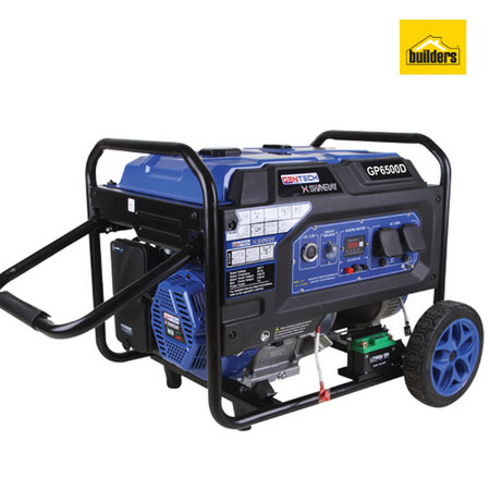 builders warehouse generator