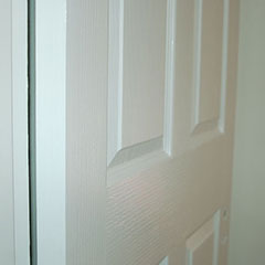 flawless finish for doors