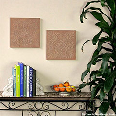 plaster relief ideas