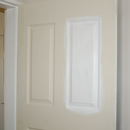 Flawless Paint Finish for Doors