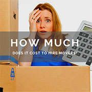 cost to hire movers
