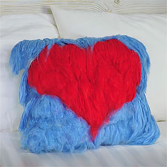 valentine cushion