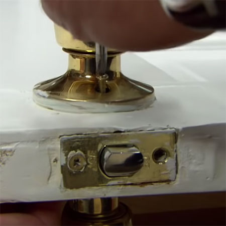 remove old handles or locks