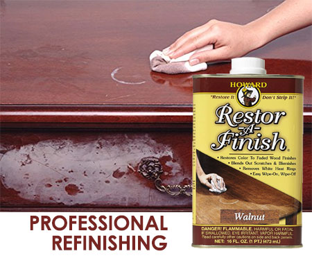 Remove White Stains Or Rings From Wood, Removing White Stains From Wood Furniture