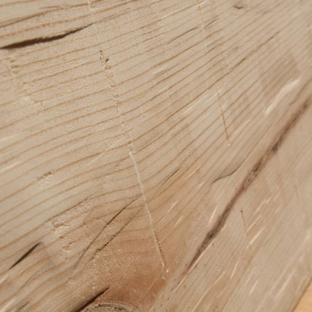 how to age or distress wood