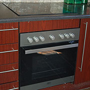 remove and replace built in oven