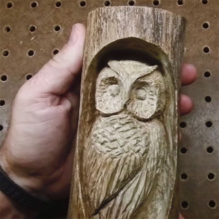 how to wood carving with dremel rotary tool