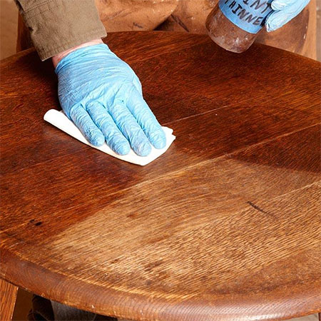 Home Dzine Home Diy How To Refinish Wood Furniture