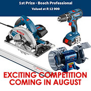 bosch blue and bosch green competition