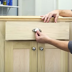 install drawer runners