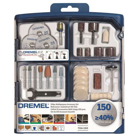 Dremel Accessory Bundle