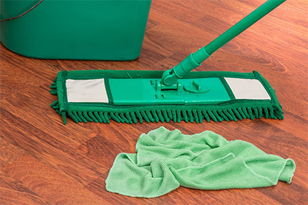 mop for laminated floors