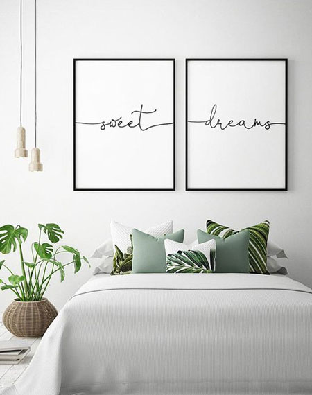 Personalize your bedroom