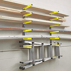 tork craft storage racks