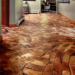 scrap wood floors