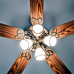 benefits of a ceiling fan