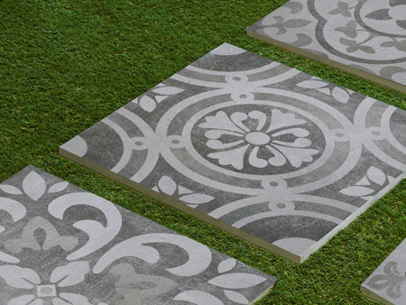 Pave your outdoors with Porcelain Tile
