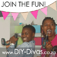 Join the fun at DIY Divas