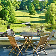 design a patio for summertime