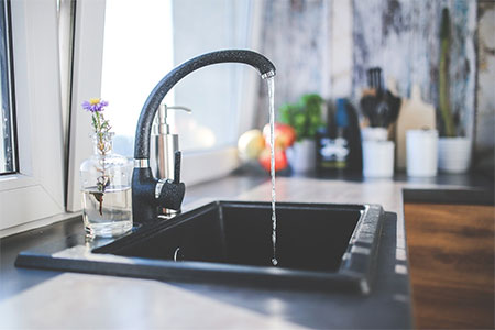 Home Dzine Kitchen How To Repair Low Pressure In A Kitchen Faucet
