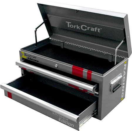 Limited-Edition Racing Tool Cabinets, Trollies and Top boxes