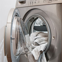 dry wet washing faster