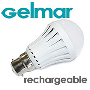 gelmar rechargeable led bulbs