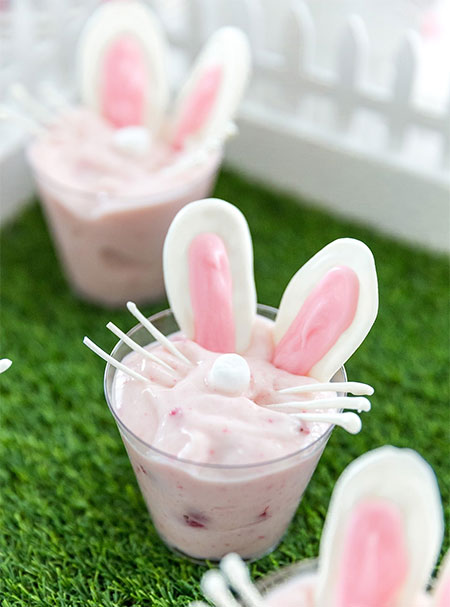 Healthy Yoghurt Snacks for Easter