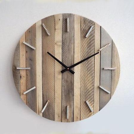Home Dzine Home Diy Make Your Own Stylish Wall Clocks
