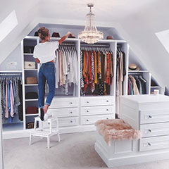 add a walk in closet