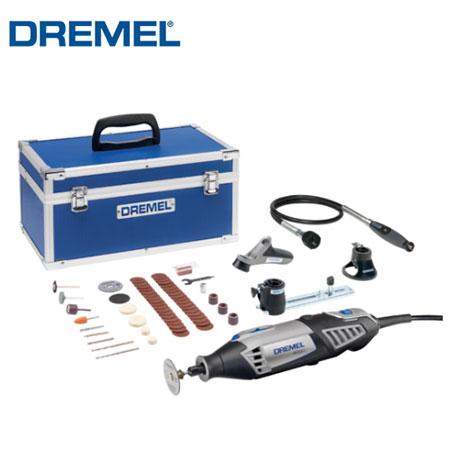 Kick-off your Dremel DIY crafts and hobbies with the Dremel 4000 Kit @ R2398 - today only!
