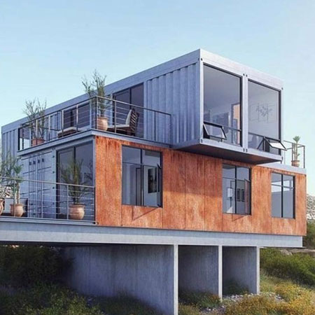 Trend: Shipping Container Homes