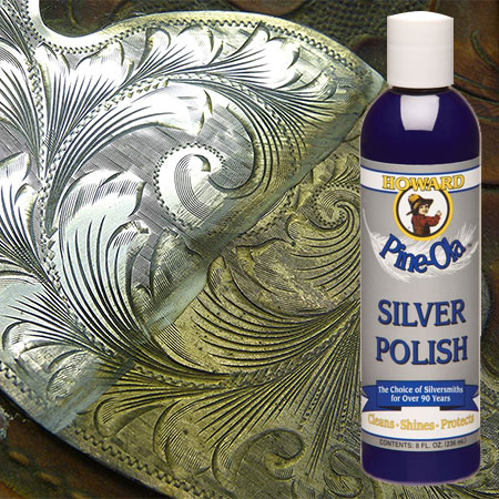 Howard Pine-Ola Silver Polish