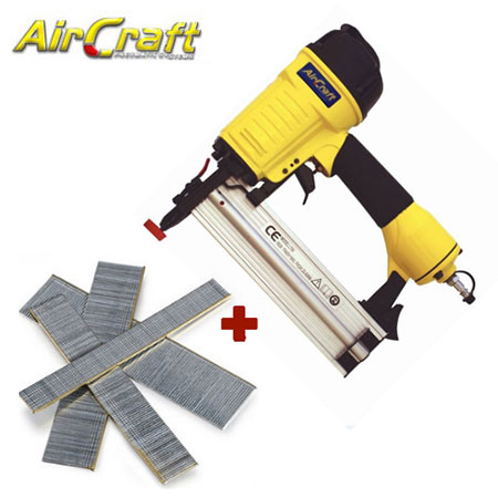 For today only you can purchase the Aircaft AT0001 Brad Nailer complete with Nail Kit at R789.00.