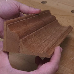 make your own crown mouldings