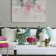 how to add colour to home