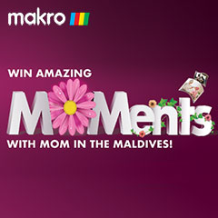 win a holiday for mothers day