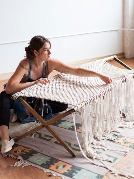 crafts with macrame