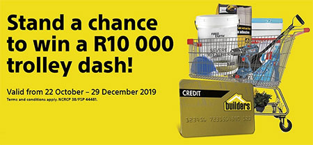 Trolley Dash for R10 000!