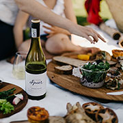 festive feasts at spier
